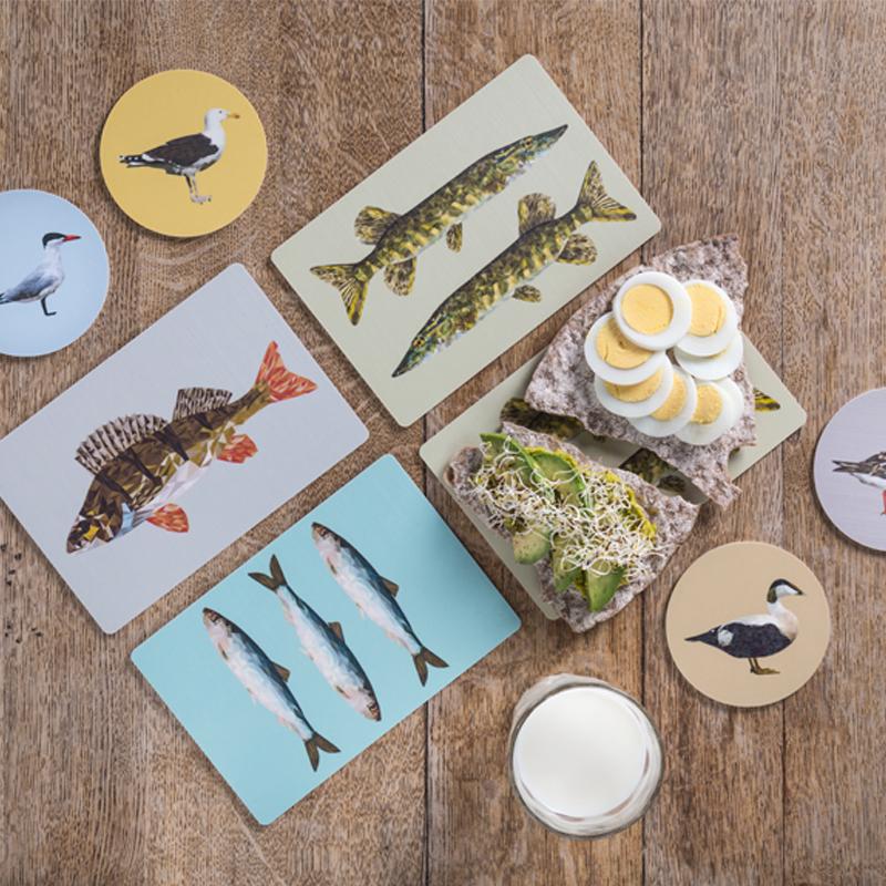 Östersjökollektionen   The Baltic Sea collection