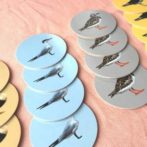 Glasunderlägg   Coasters