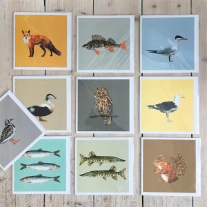 Kort & anteckningsböcker | Cards & note books